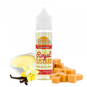 Royal Custard Chubbiz 50 ml
