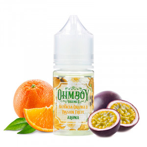 Concentré Valencia Orange & Passion Fruit Peach OhmBoy