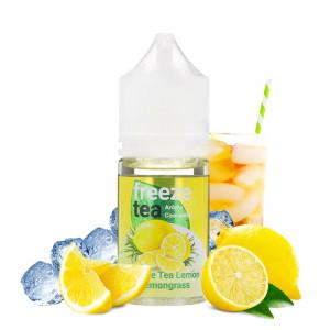 Concentré Black Ice Tea Lemon & Lemongrass Freeze Tea Made In Vape