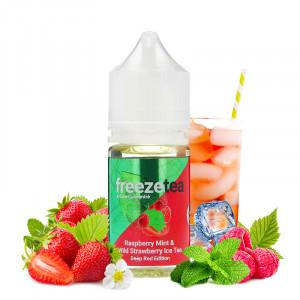 Concentré Raspberry Mint & Wild Strawberry Ice Tea Freeze Tea Made In Vape