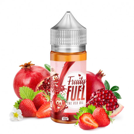 The Red Oil Fruity Fuel 100ml