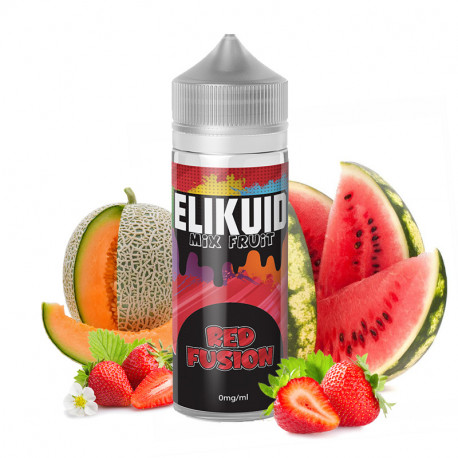 Red Fusion O'Juicy 100ml