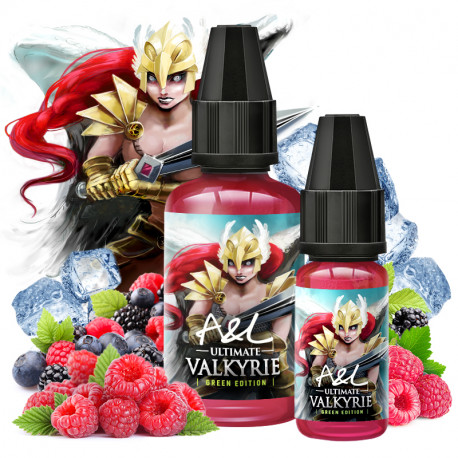 Concentré Ultimate Valkyrie Green Edition A&L