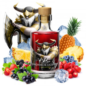 Concentré Ragnarok Legend Limited Edition 100ml A&L
