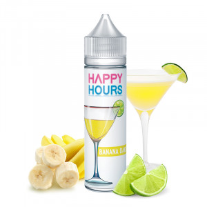 Banana Daikiri Happy Hours 50ml