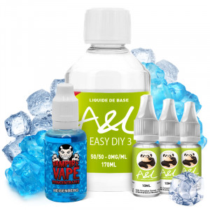 Pack DIY Heisenberg 200ml A&L