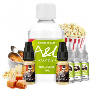 Pack DIY Nagato Sweet Édition 200ml A&L