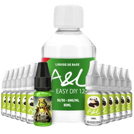 Pack DIY Oni Green Edition 200ml A&L