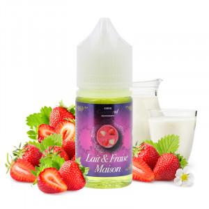 Concentré Lait & fraise Coeur Gourmand Grand Réserve