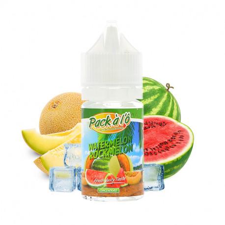Concentré Watermelon Rockmelon Pack à l'Ô