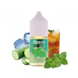 Concentré Mint Ice Tea & Cucumber Freeze Tea Made In Vape