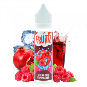 Grenadine Framboise Fruitiz 50ml