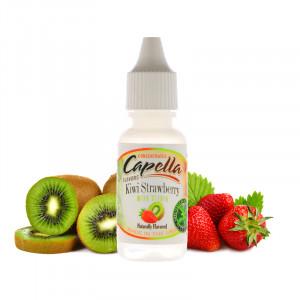 Concentré Kiwi Strawberry with Stevia Capella