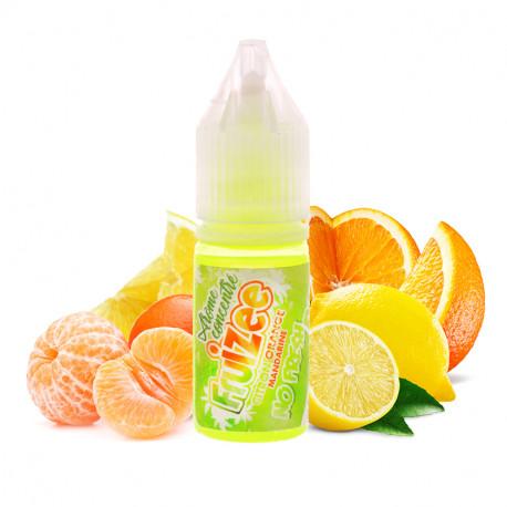 Concentré Citron Orange Mandarine No Fresh Fruizee