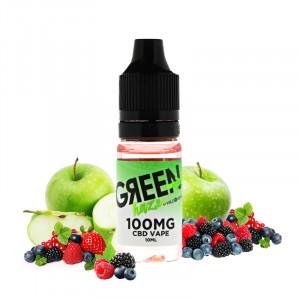 Plush Appleberry Green Haze Wild Hemp