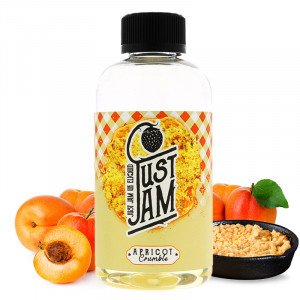 Apricot Crumble Just Jam 200 ml