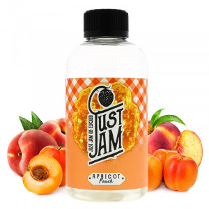 Apricot Peach Just Jam 200 ml