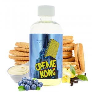 Creme Kong Blueberry Joe's Juice 200 ml