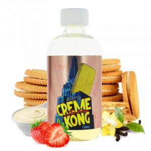 Creme Kong Strawberry Joe's Juice 200 ml