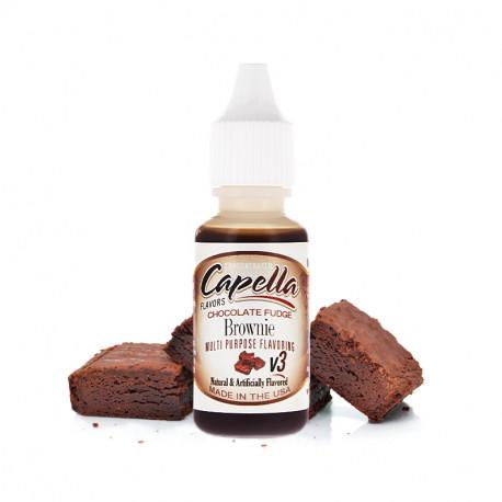 Concentré Chocolate Fudge Brownie V3 Capella