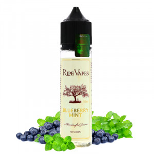 VCT Blueberry Mint Ripe Vapes 50 ml