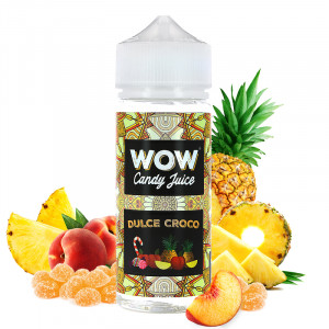 Dulce Croco WOW 100 ml Made In Vape