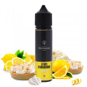 La Tarte Au Citron Meringuée 50ml Maison Distiller