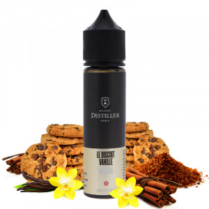 Le Biscuit Vanillé 50ml Maison Distiller