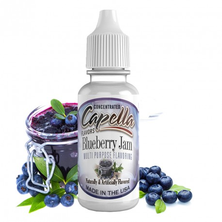 Concentré Blueberry Jam par Capella