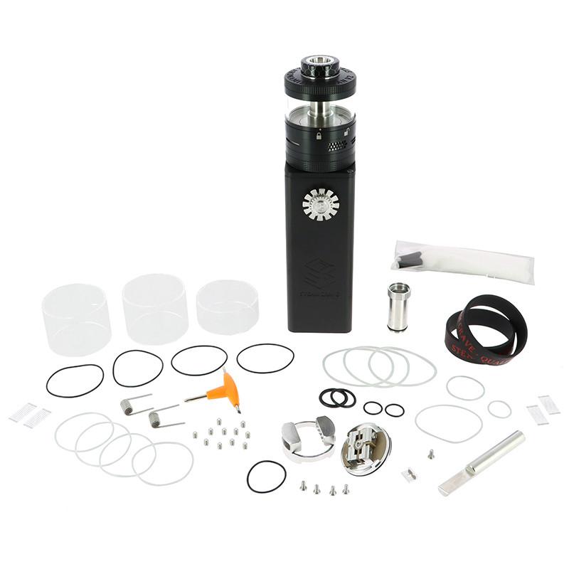 Kit Titan Advanced Combo 300W par Steam Crave Samourai steam