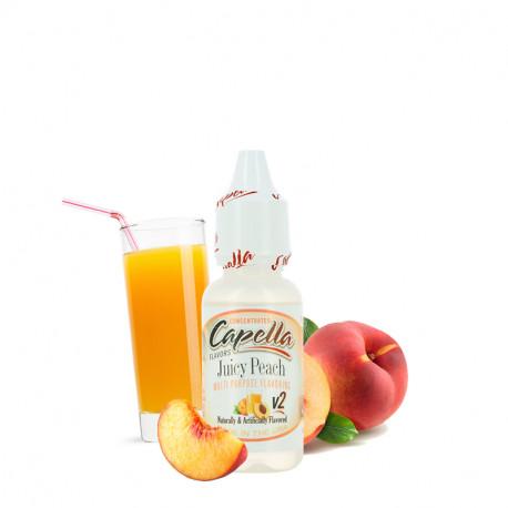 Concentré Juicy Peach V2 Capella