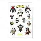 Stickers Panda A&L - Panda