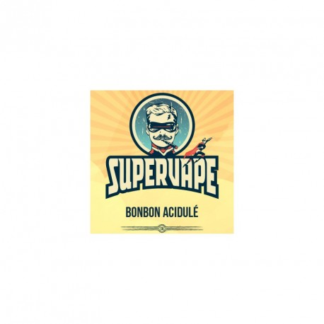 Concentré Bonbon acidulé par Supervape