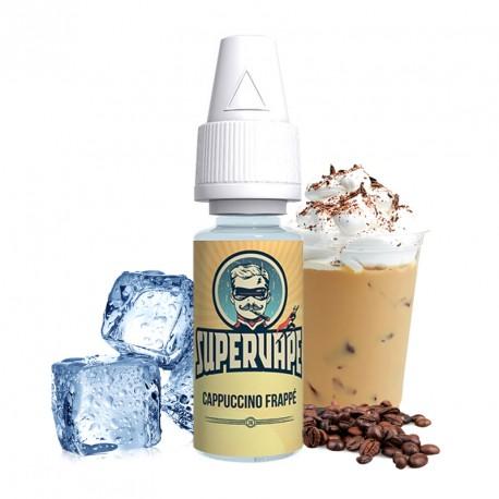 Concentré Cappuccino frappé par Supervape
