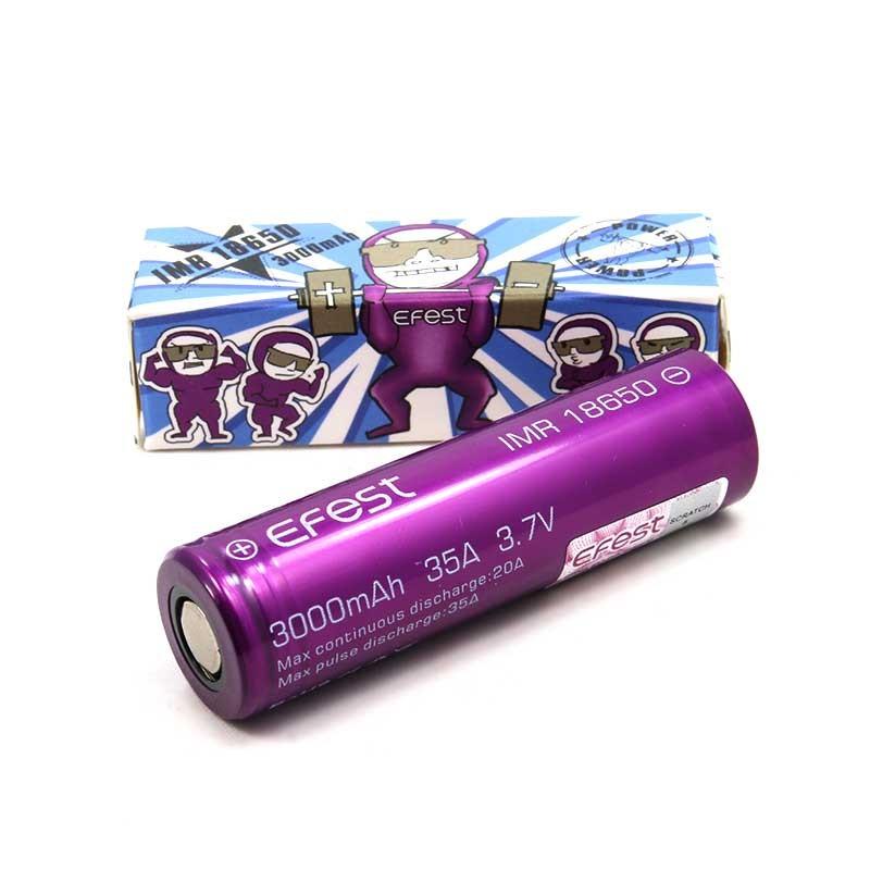 efest purple 18650