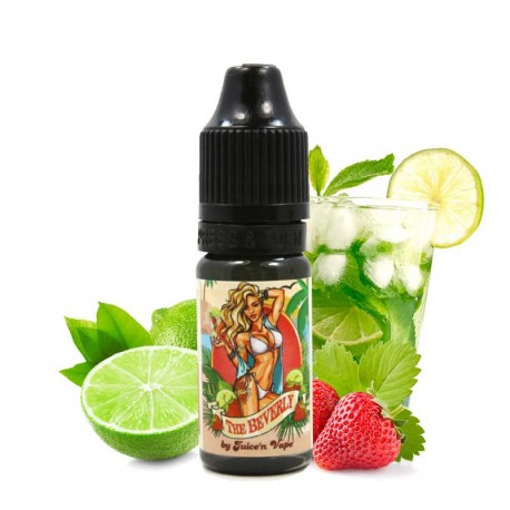 Concentré The Beverly par Juice'N Vape
