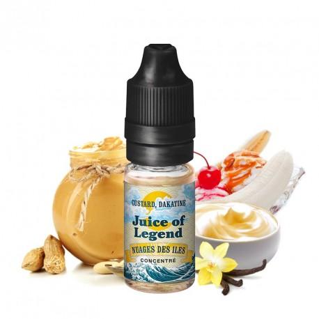 Concentré Juice of Legend par Nuages des Iles