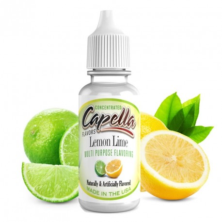 Concentré Lemon Lime par Capella