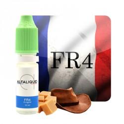 E-liquide Tabac FR4 Alfaliquid 10ml