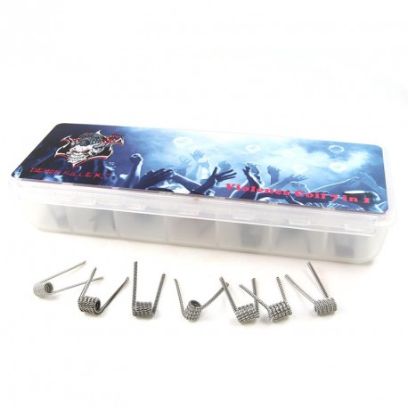 Coffret Violence Coil 7in1 par Demon Killer