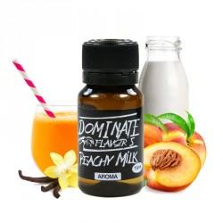 Concentré Peachy Milk 15ml par Dominate Flavor's