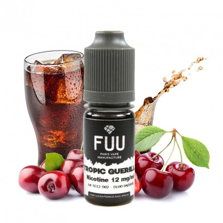 E-liquide Tropic Guerilla par The Fuu
