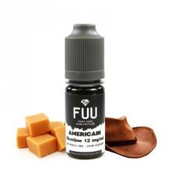 E-liquide L'Américain par The Fuu