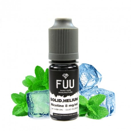 E-liquide Solid Helium par The Fuu