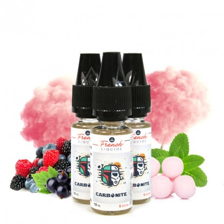 E-liquide Carbonite 3x10ml par Le French Liquide