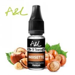 Arôme Noisette par A&L (10ml)