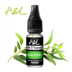 Arôme Eucalyptus V2 par A&L (10ml)