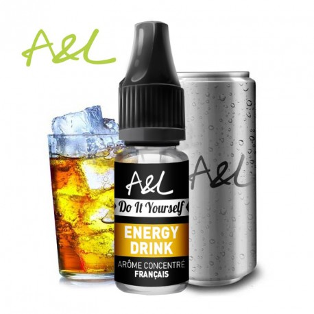 Arôme Energy Drink A&L (10ml)