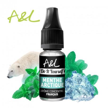 Arôme Menthe Arctique A&L (10ml)