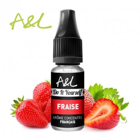 Arôme Fraise par A&L (10ml)